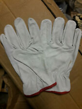"""""""SPECIAL MOVE OUT SALE"""" 1 Doz Soft Pigskin-Cowhide Leather Drivers Gloves SMALL"""