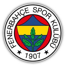 Fenerbahce Sk Turkey Soccer Football Car Bumper Sticker Decal 5 X 5