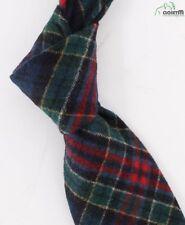 Vintage Pendleton laine ordinaire 7.6cm Large CRAVATE FINE