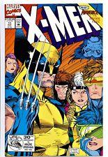 1)X-MEN #11(8/92)GAMBIT/LONGSHOT/WOLVERINE(LOW PRINTED/RARE)CGC IT(9.8)JIM LEE!!