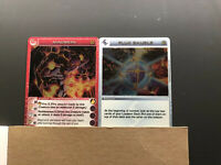 Chaotic Card RARE Magmon & Flux Bauble Unused Codes Brand New