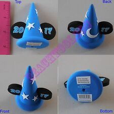 New Authentic 2017 Disney Parks Blue Mickey Sorcerer Hat Car Antenna Topper