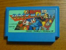 Nintendo Famicom Rockman 1 Megaman FC NES Japan F/S