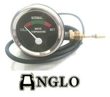 Ferguson Water Temperature Gauge Fergie T20 TEA TED TEF 20 Petrol Diesel Massey