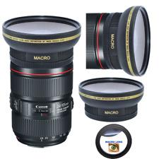 HD  ULTRA WIDE FISHEYE MACRO LENS FOR Canon EF 24-105mm f/4L IS II USM Lens