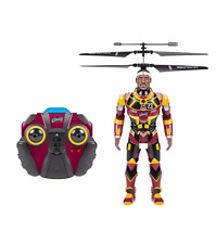 NBA Lebron James Remote Control Gyro Helicopter 3.5 Channel Infrared ROBOJAM NEW