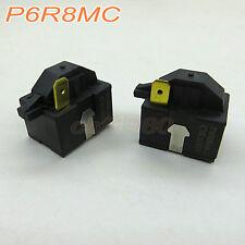 2x PTC Starter Compressor Relay For LG Magic Chef Refrigerator/dehumidier P6R8MC
