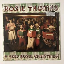 "ROSIE THOMAS A Very Rosie Christmas 12"" Vinyl LP RSD2018 Black Friday Remastered"