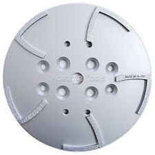 10 Concrete Grinding Head For Edco Blastrac Grinders 10 Seg 4050 Grit