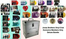 Jonas Brothers Vinyl Club Members Only Exclusive Deluxe 25x LP Bundle w/ Extras