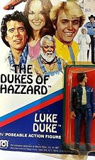 Dukes of Hazzard 1981 Mego 3 3/4 Luke Duke Action Figure MOC