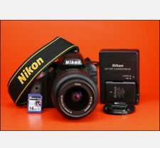 Nikon D3200 DSLR Camera + Nikon AF-S 18-55mm VR Zoom Lens Kit + 1080p HD Video