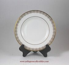 ROYAL DOULTON ☆ GOLD LACE Pattern# H4989 Bread & Butter Plate B&B ☆ 8 AVAILABLE
