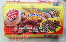 Asantee Thai Herbal Tamarind + Turmeric Bar Soap Anti-Acne Whitening 125 g.