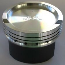 WOSSNER 12V VR6 LOW COMP TURBO FORGED PISTON KIT 2.8 2.9 GOLF CORRADO VW