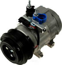 A/C Compressor and Clutch-Denso New WD Express 655 18002 122