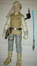"6"" BLACK SERIES HOTH LUKE Skywalker Complete Star Wars Figure action Wampa set"