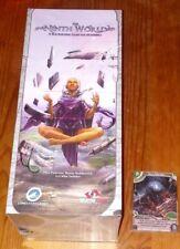 THE NINTH WORLD Skillbuilding Game Numenera KICKSTARTER ED+PROMOS NEW/FREE SHIP