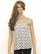 Unbranded Women's Geometric Vest Top, Strappy, Cami Tops & Shirts