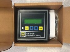 GCDSP Display for GC-200 Ground Fault Relay Square D