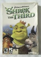 Activision: Shrek The Third Game Demo (2007, PC CD-Rom) Computer Video Game