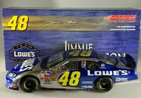 Action Jimmie Johnson #48 Lowe's 2004 Monte Carlo 1/24