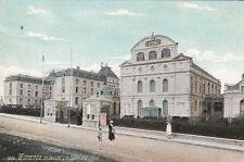 """WIMEREUX 1678 casino & hotel pub verso magasin chaussures """"au sans pareil"""" éc."""