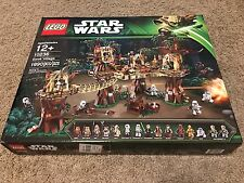 LEGO 10236 Star Wars Ewok Village NEW Sealed