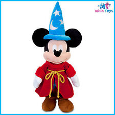 "Disney Sorcerer Mickey Mouse 24"" Plush Doll brand new with tag"
