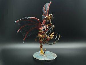 Warhammer Khorne Bloodthirster #2 Painted R3S1B1277