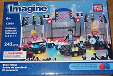 Show Stage BricTek Imagine Building Block Construction Brick Toy 12036 Bric Tek