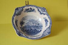 Johnson Bros Old Britain Castles Blau Servierschüssel Schüssel 23,5 cm