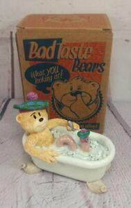 Bad Taste Bears - Nessie - Rare Retired BTB Collectable