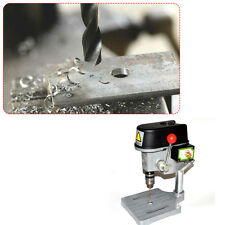 340W 220V 0.6mm - 6.5mm High-accuracy Mini Rotary Drill Press Bench Tools