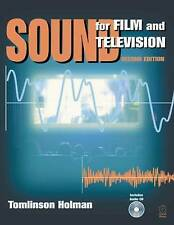 Sound for Film and Television, Second Edition (Book & CD-ROM)-ExLibrary