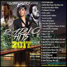 DJ White Rock Radio Hits 2017 Hip Hop/ R&B