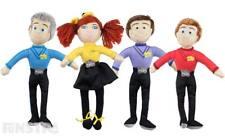 The Wiggles Mini Plush Dolls Set of 4 | Emma Lachy Simon Anthony Plush Soft Toy