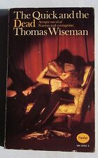 Thomas Wiseman THE QUICK AND THE DEAD Panther 1971 pb