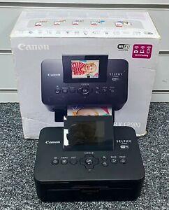 Canon Selphy CP900 Compact Photo Digital Color Printer