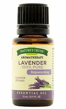 6 Pack Nature's Truth Aromatherapy Lavender Pure Essential Oil 0.51 Oz Each