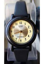 Casio Classic Ladies Gold Analogue Watch LQ-139A-9B3 NEW
