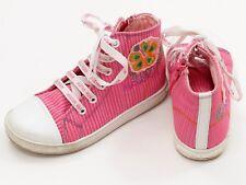 Agatha Ruiz de la Prada - Gr. 28 - Sneaker Halb-Schuhe knöchelhoch Leder/Textil