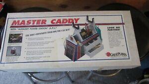 NEW Vintage RC Great Planes Master Caddy Field/Flight Box Kit GPB2  1989