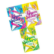Jane Lawes Gym Stars Collection 3 Books Set Pack Friendships and Backflips NEW