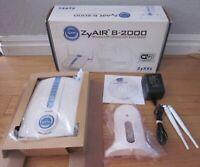 ZyXel ZyAir (B-2000) Wireless LAN Gateway Adapter w 4 Port Ethernet Switch NEW