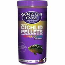 Omega One | Cichlid Pellets (Floating)