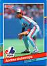 1991 Donruss Andres Galarraga Montreal Expos Baseball Card #68