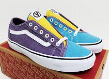 NIB VANS Men's Bess Ni Throwback Hemp Canvas Lilac Low Top Sneakers Shoes skate