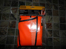Stanley Orange Safety Vest with Reflective Strips New RST-60003