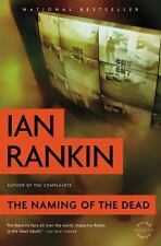 A Rebus Novel: The Naming of the Dead by Ian Rankin (2010, Paperback)